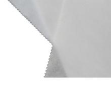 entoilage en tissu de fusion non tissé pour la confection de matériaux