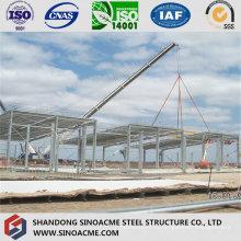 профессиональное изготовление Пэб стальной структуры рамки