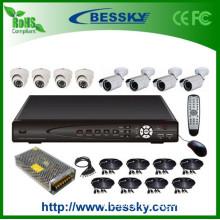 8CH DVR and Camera Video Surveillance System (BE-8108V4IB4RI)