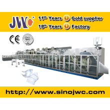 Disposable Baby Diaper Manufacturing Machine (JWC-NK300)
