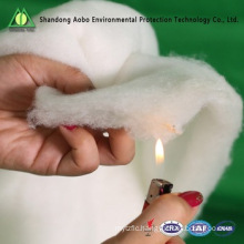 Flame retardant Hollow fiber polyester wadding with certification