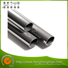Tubo de titânio ASTM B338 para trocador de calor e condensador