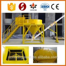 Usine à béton à béton grand sac à ciment silo 3m3