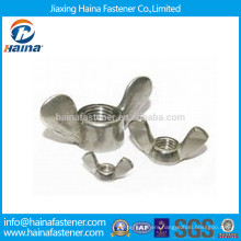 Made In China Stainless Steel 316 Wing Nuts In Stock