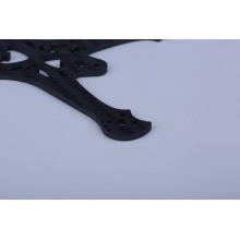 piezas de repuesto de carbono personalizadas para marco de octocopter