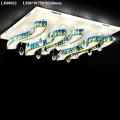 indoor lighting decorative crystal chandelier european