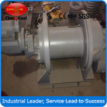 Treuil pneumatique de Jqys-20X10 pour la mine de charbon / mine en métal