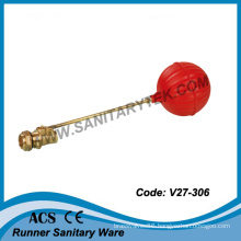 Forged Brass Floating Valve (V27-306)