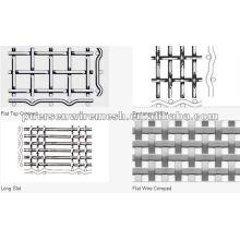 Bajo precio Fabricante de malla de alambre prensado (fábrica)