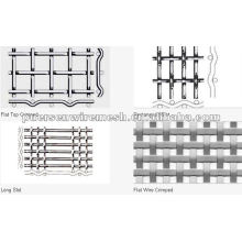 Baixo preço Crimp Wire Mesh Fabricante (fábrica)