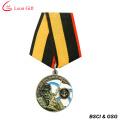 Medalha de desporto de esmalte personalizado (LM1001)