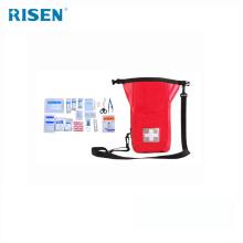 Оптовая портативная водонепроницаемая сумка для аптечки из ПВХ с медицинским оборудованием