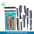 Dollar Items of 12pc Plastic Comb Set