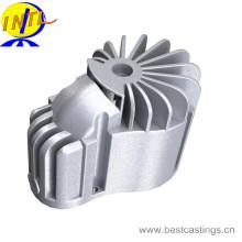 Pièces de charpente de sable en aluminium OEM Design
