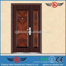 JK-S9058 portas de aço exterior de aço comercial