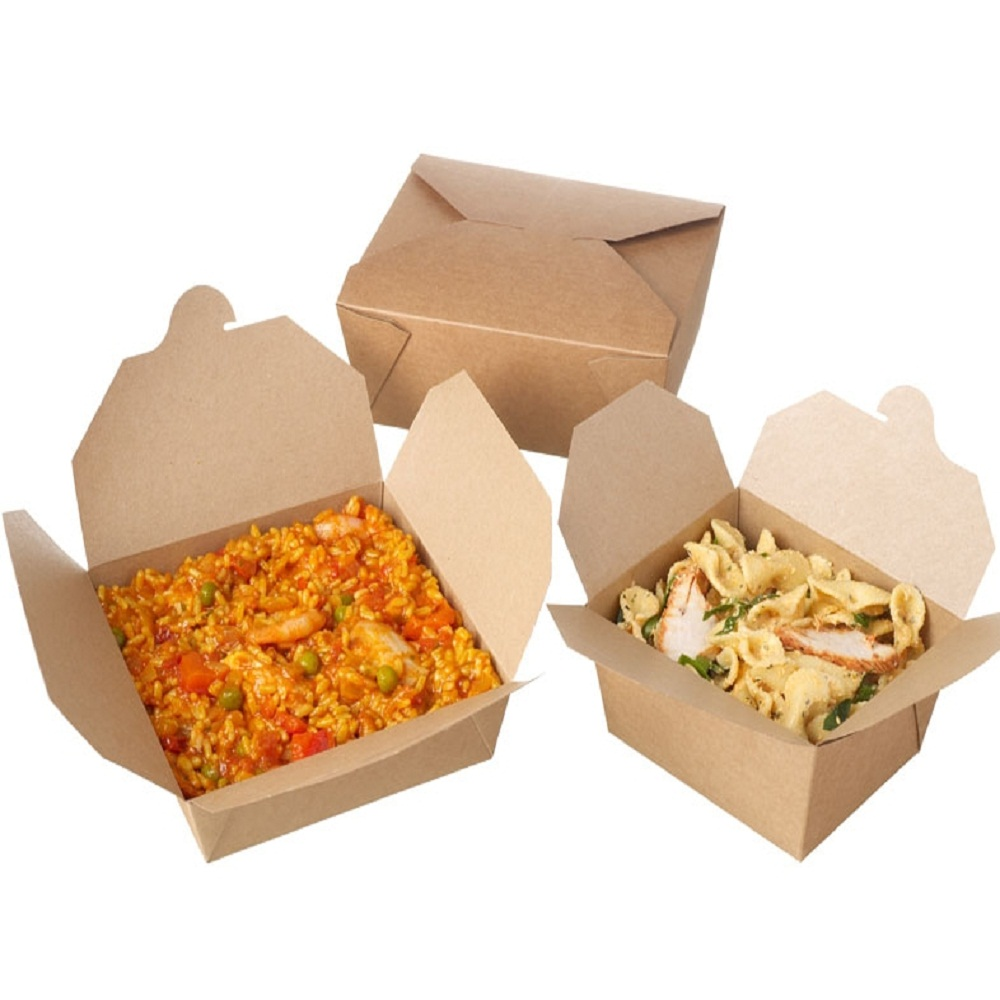 Take Away food Boxes