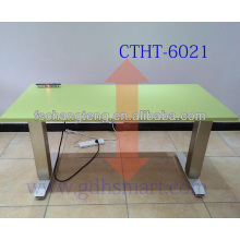 Limnitis electric sit stand desk&Lythrangomi stand up desk&Lythrodontas operator control desk
