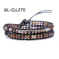 wrap bracelet leather bracelet wholesale