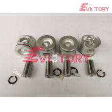Excavator parts D4D piston connecting rod crankshaft
