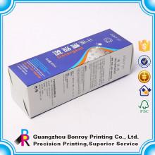 Personalizar el servicio de cajas de embalaje de papel en la fábrica de Guangzhou