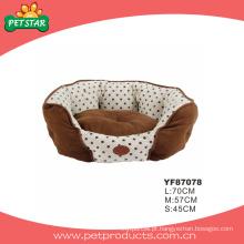 Tecidos para camas de cão, Venda de camas de cachorro (YF87078)