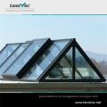 Vidro em linha da única baixa da compra de Landvac e baixo vidro para o material de construção