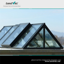 Landvac Vacuum Insulating Glass for Passive House