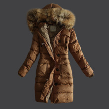 Hot sell Moncler women Down Jacket long women down coat