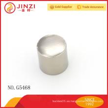Aleación de zinc 2015 nuevos accesorios de metal de diseño corto mango para bolso