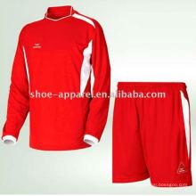 Fußballuniform Jersey Fußball