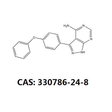 Cas 330786-24-8 ibrutinib impurity