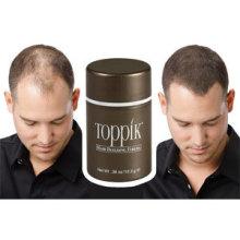 Toppik Brand Traitement de la croissance et de la perte de cheveux naturels Protecteur de cheveux Fibres Poudres 1PCS 10.3G (10 couleurs)