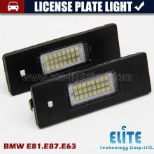 E46 E81 E87 Fahren Highbright Platte Light Truck LED Rücklicht