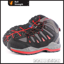 Sport Style Leather Safety Shoe with EVA&Rubber Outsole (SN5441)