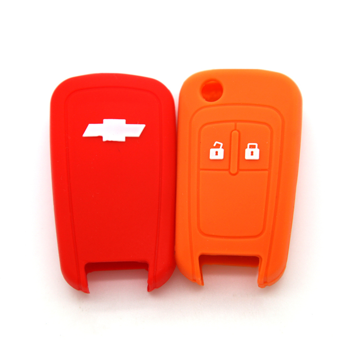 Rubber Key Shells Hot Sale Chevrolet