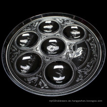 32cm Festival Dish Plastic Plate Einweg-Tablett