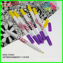 Plastic Toys Dual Tips Washable Marker