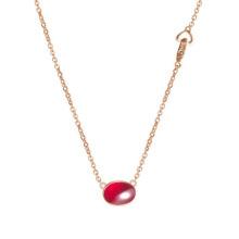 Jóias de moda colar de jóias de aço inoxidável