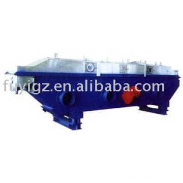 ZQG Series Rectilinear Vibrating-Fluidized Dryer