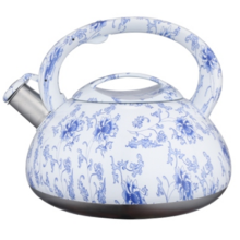 2.5L color painting decal teakettle