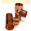 J9006 Racor de tubo de cobre T de reducción