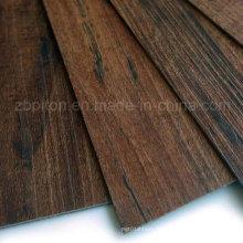 Planche de plancher de stratifié de vinyle de PVC
