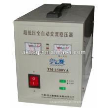 Estabilizador de voltagem doméstico tipo relé de montagem na série TM