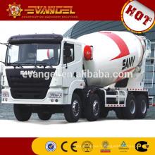 mélangeur concret de double arbre Sany camion mélangeur concret