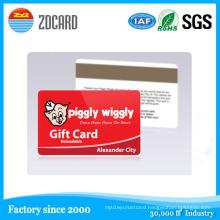 Factory Price RFID Chip Passive RFID Plastic Smart Card