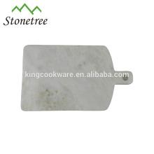 Planche à découper en gros de haute qualité en pierre de granit ou marbre