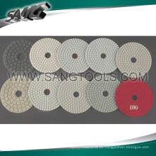 Almohadilla del polaco del diamante de la alta calidad (SG-082)