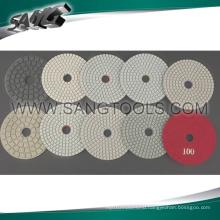 High Quality Diamond Polish Pad (SG-082)