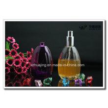 100ml Empty Oval Spray Glass Perfume Bottles