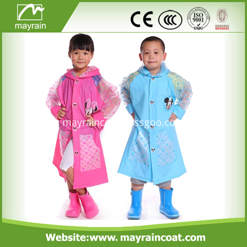 Kids rain suit rainwear rain jacket